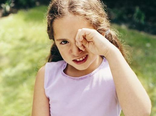 Лечение коньюктивита у детей