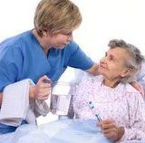 Лечение пролежней в домашних усёловиях