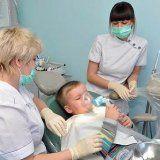Лечение зубов у маленьких детей под наркозом