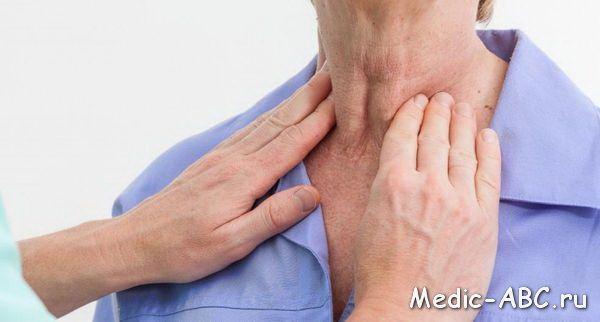 Лимфаденопатия: на что следует обратить внимание