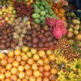 Маски для лица из экзотических фруктов