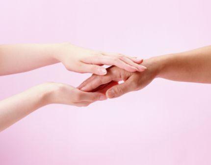 Массаж пальцев рук