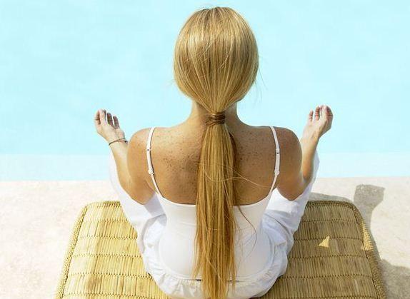 Odchudzanie Medytacja. Schudnąć z pomocą medytacji!