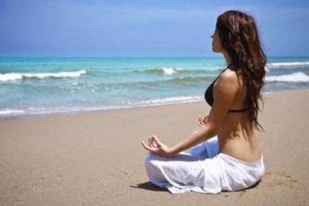 Медитация. Путь к себе.