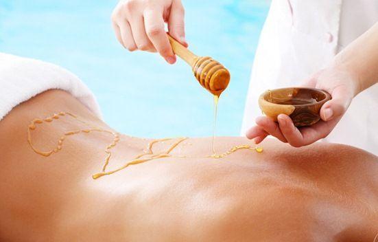 Как делать медовый массаж?