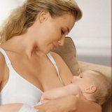 Молоко в груди беременной мамы