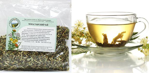 Монастырский чай для похудения: состав и пропорции трав, отзывы