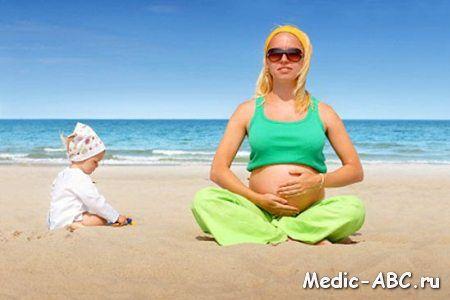 Можно ли беременным купаться в озере