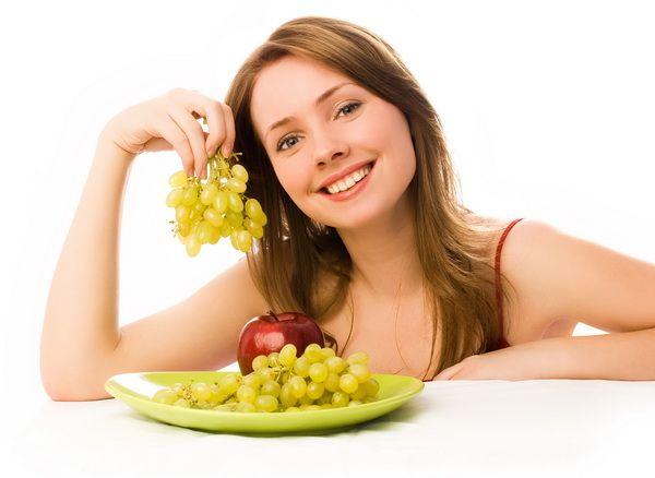 Можно ли поправиться от винограда? Калорийность винограда