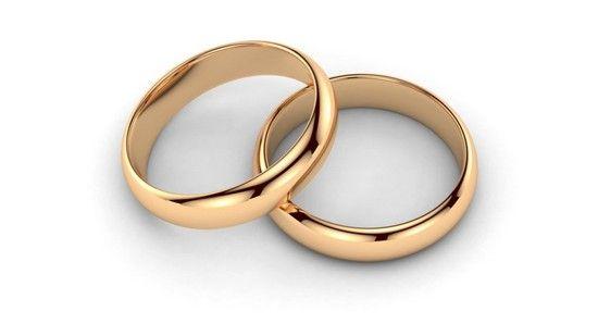 На каком пальце носят обручальное кольцо мужчины и женщины?