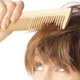 Народные средства против седых волос