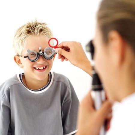 Нарушение зрения у детей дошкольного возраста
