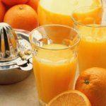 Натуральные соки как источник витаминов