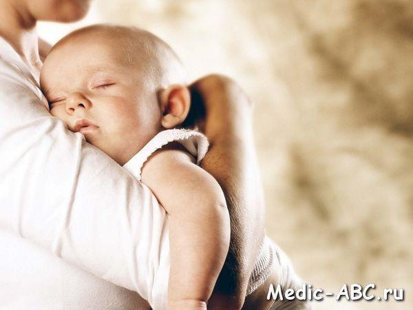Необходимо ли узи грудному ребенку