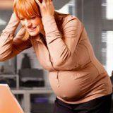 Нервные перегрузки в период беременности