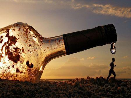 О пагубном влиянии алкоголя на зрение