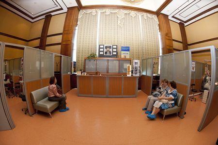 Об услугах глазной клиники Газпрома