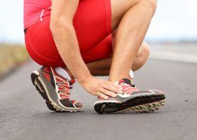 Онемение ног у спортсменов