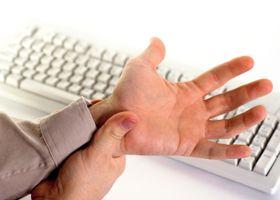 Онемение рук после компьютера