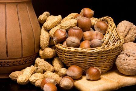 Орехи: полезные свойства и место в рационе