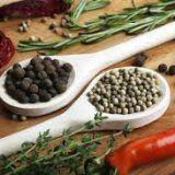 Острая пикантная пища для здоровья человека