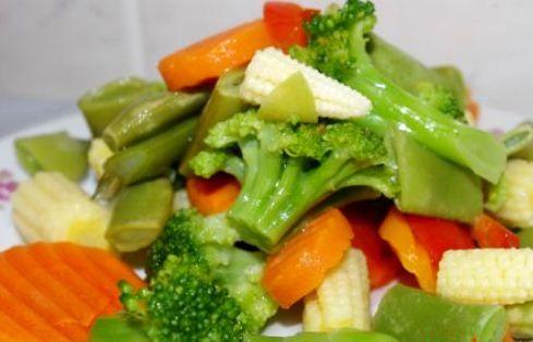 Овощи Альденте: как приготовить?