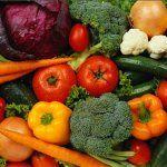 Овощные продукты, как основа правильной диеты