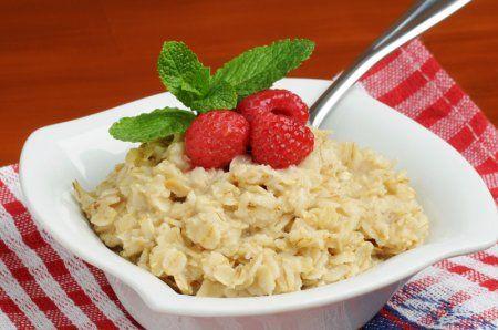 Овсяная диета для очищения организма от шлаков