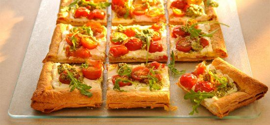 Пицца из слоеного дрожжевого теста: рецепты приготовления и советы кулинаров