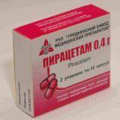 Пирацетам: применение, инструкция, показания к применению, аналоги, побочные эффекты, описание, противопоказания