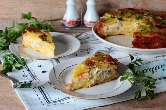 Пирог заливной с капустой на сметане и майонезе: подборка лучших рецептов с фото