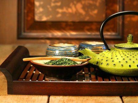 Поиски лучшего зеленого чая