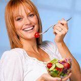 Полезная пища для организма человека