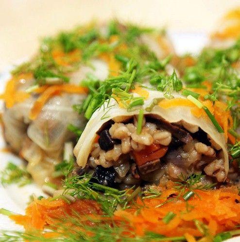 Полезные рецепты постных блюд