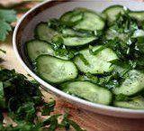 Полезные салаты для диет и похудения