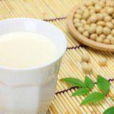 Полезные свойства соевого молока