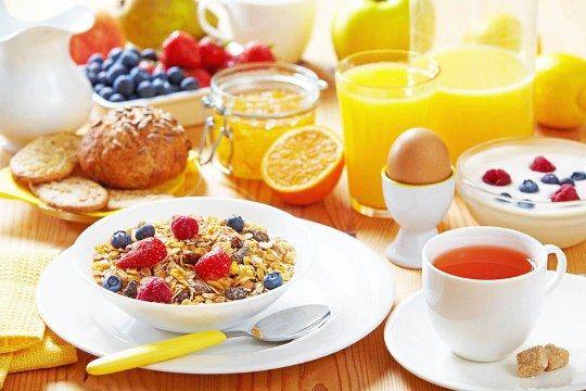Полезный завтрак – залог красоты и хорошего самочувствия