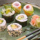 Польза для человека японских суши