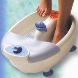 Польза гидромассажных ванночек для ног