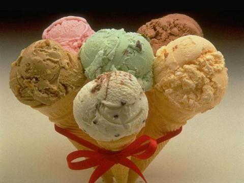 Польза мороженого для организма