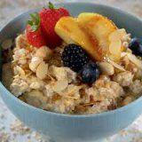 Польза овсяной каши на завтрак