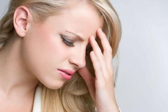 Когда нужно пить Но-шпу при болях головы?