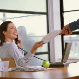 Правильное похудение при работе в офисе