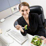 Правильный перекус офисного работника