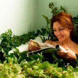 Принятие ванн для здоровья и красоты