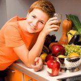 Продукты питания для людей разных темпераментов