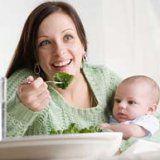 Продукты по питанию кормящей мамы
