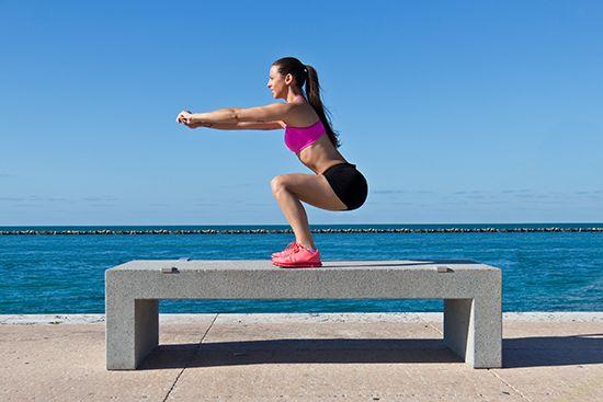 Эти упражнения очень полезны не только для нижней, но и верхней части тела