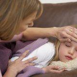 Простудные заболевания маленьких детей