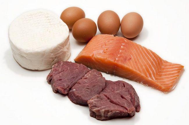 Efekty uboczne: białko
